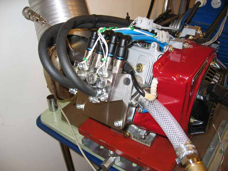 First-Freevalve-Engine